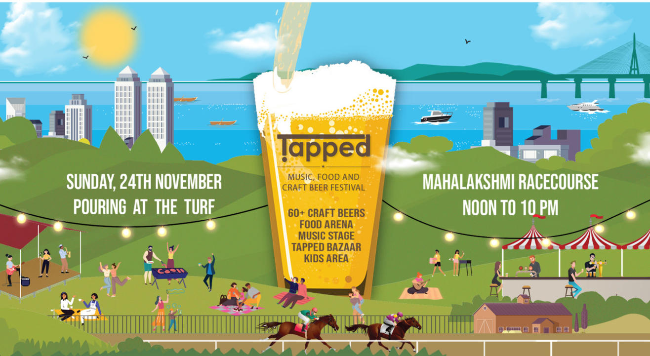 Tapped - India's First & Biggest Craft Beer, Food & Music Festival