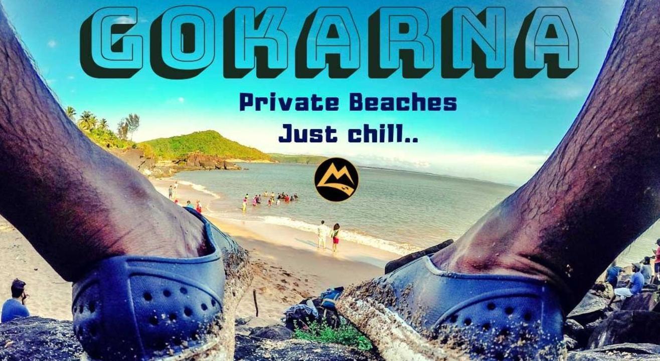 Gokarna Private Beaches, Camping, Hike & Waterfalls | Muddie Trails, Hyderabad