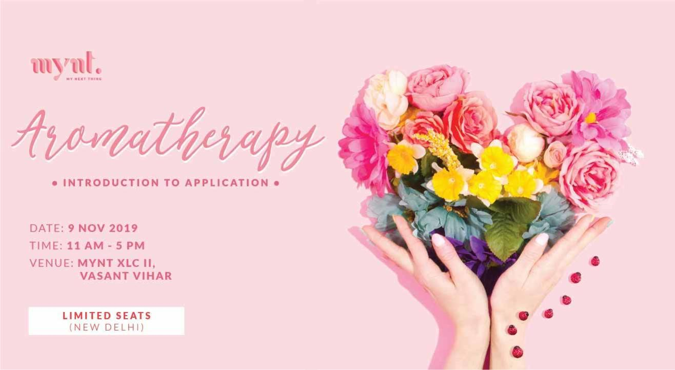 Aromatherapy - An Introduction to essential oils