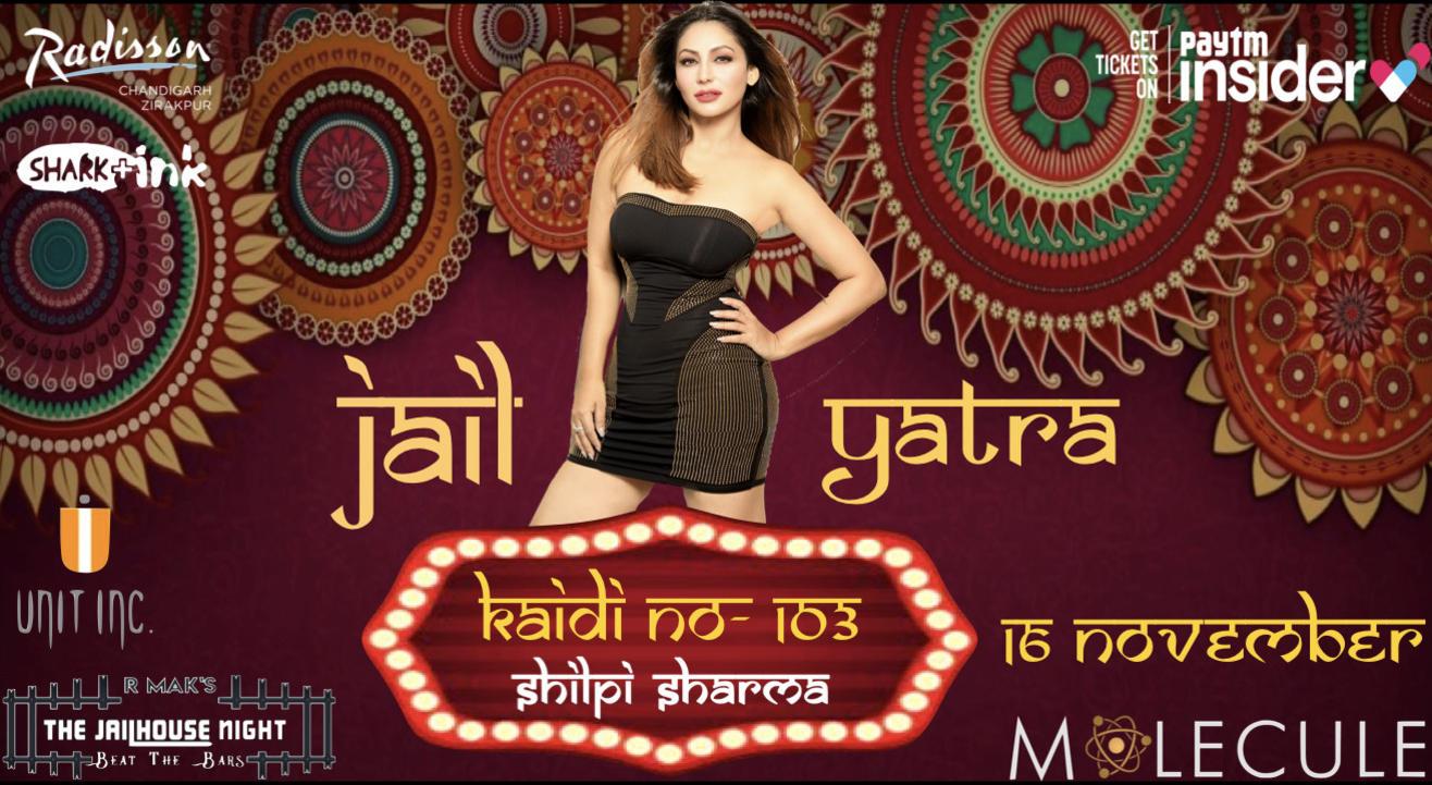 Jail Yatra Ft. Shilpi Sharma of The Jail House Night