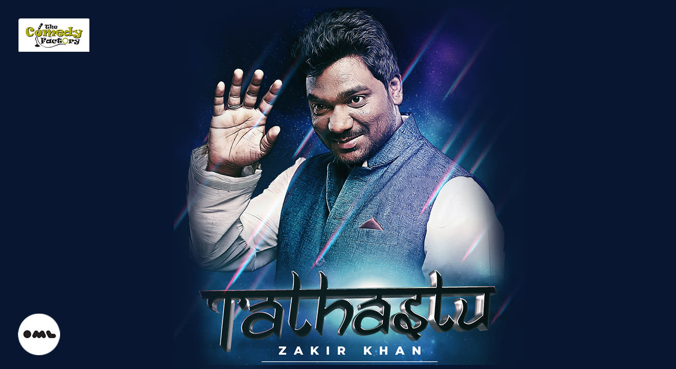 Tathastu Stand Up Special by Zakir Khan