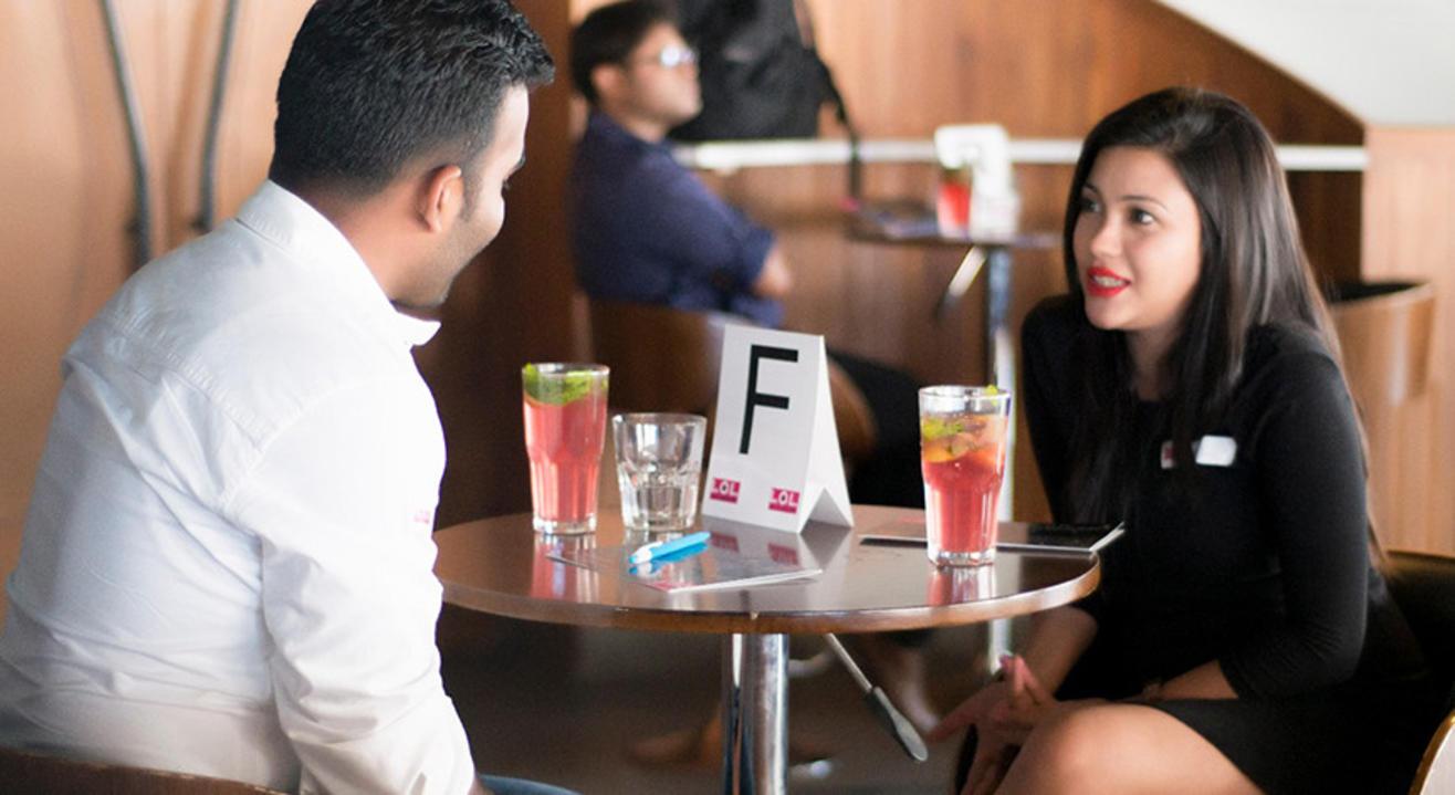 Speed Dating South Mumbai Nov 17