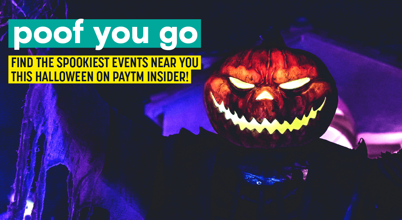 Get your scare on! Check out these Halloween events in Mumbai