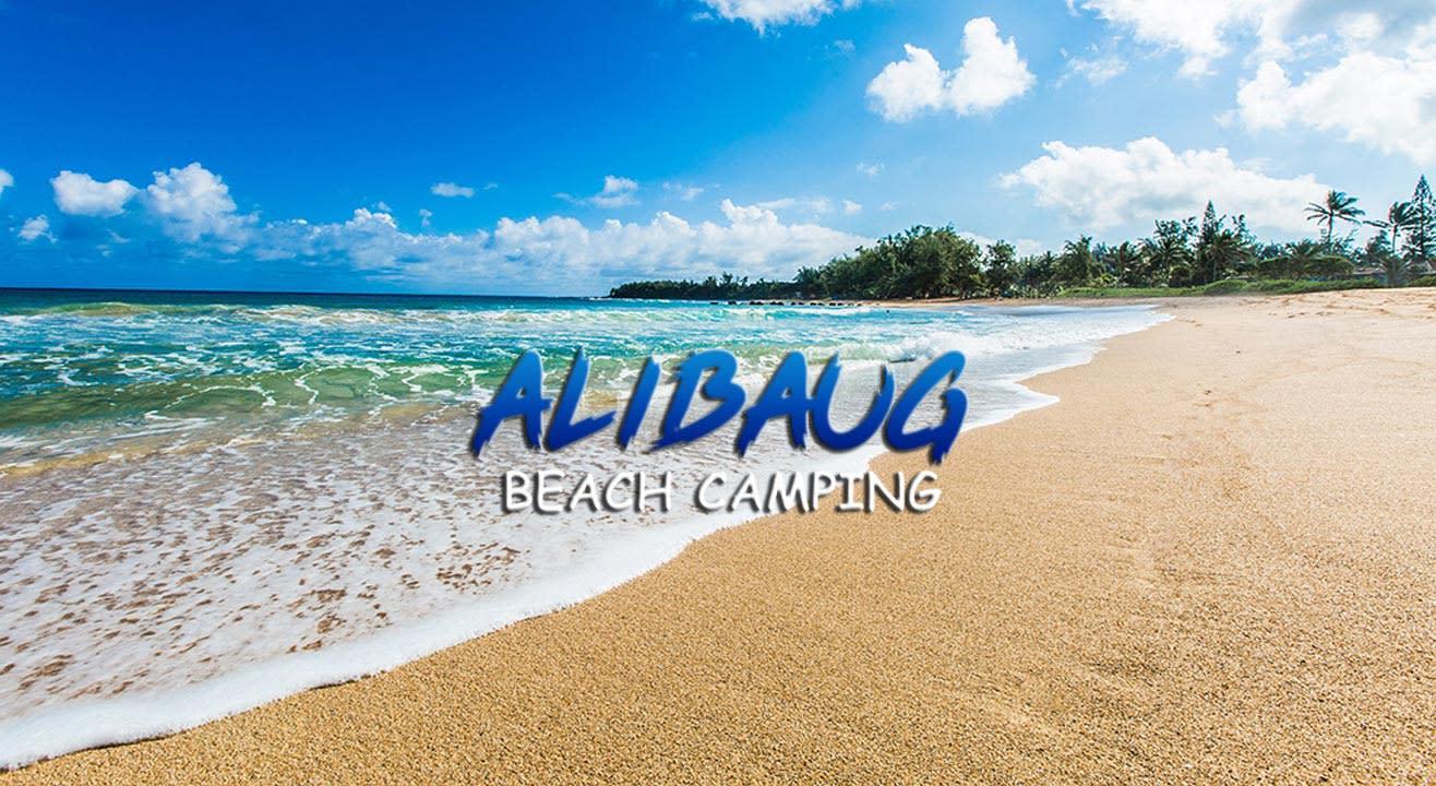 Alibaug Beach Camping- Night at the Beach | The Hikers Club