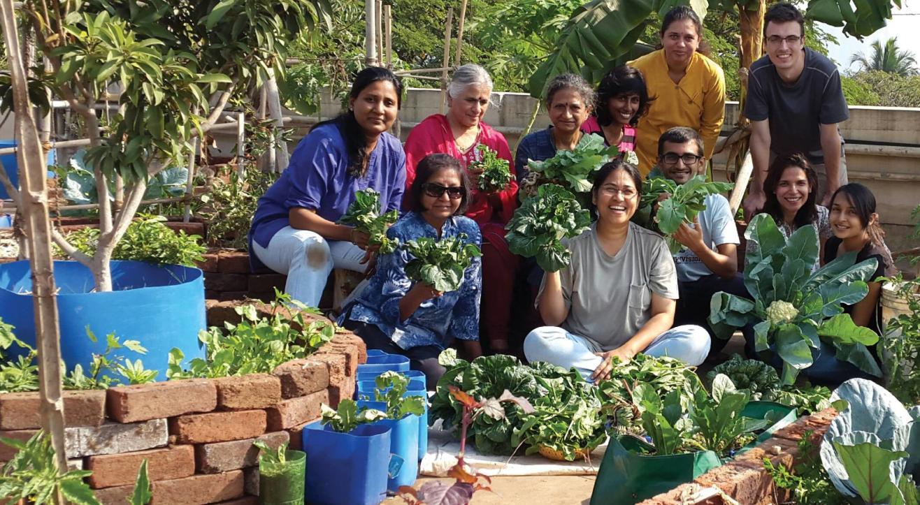 Urban Leaves Community Farm
