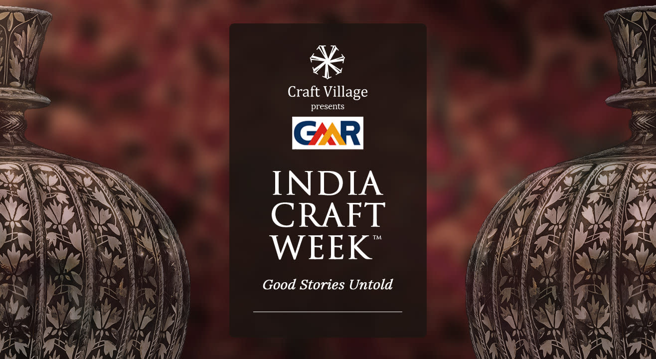 Learn about lesser known art forms at the India Craft Week 2019