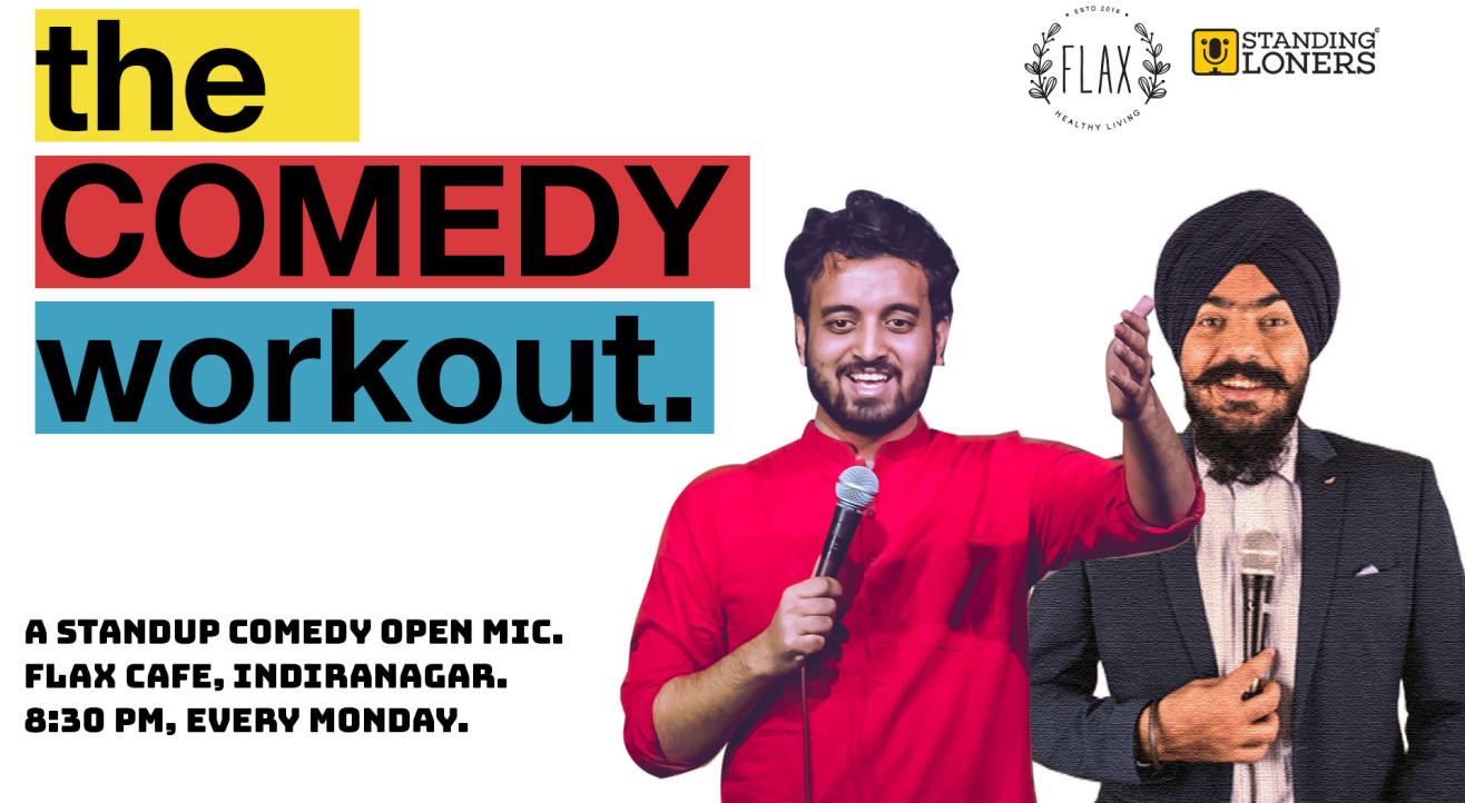 The Comedy Workout - A Standup Show.
