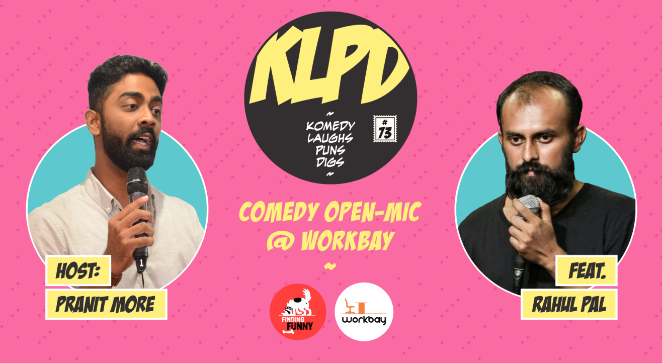 KLPD - Komedy, Laughs, Puns, Digs #73