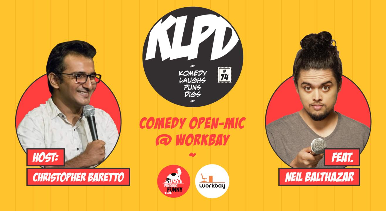 KLPD - Komedy, Laughs, Puns, Digs #74