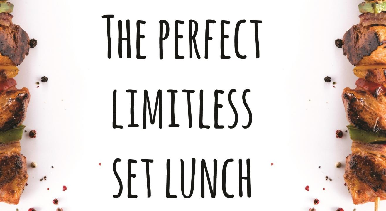 Limitless Lunch at Neel