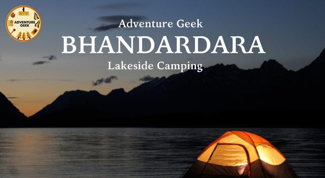 Lakeside Camping at Bhandardhara