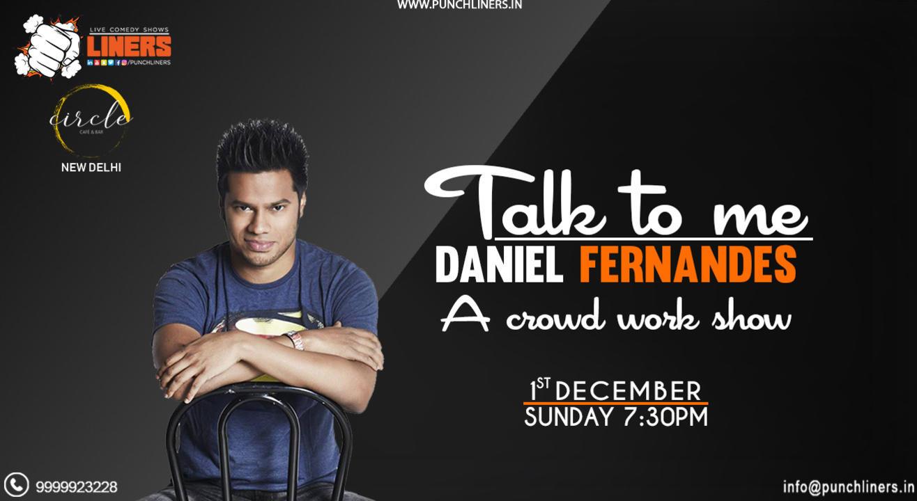 Punchliners Standup Comedy Show ft Daniel Fernandes