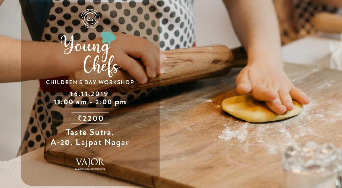 Young Chefs: Children's Day Workshop by Vajor