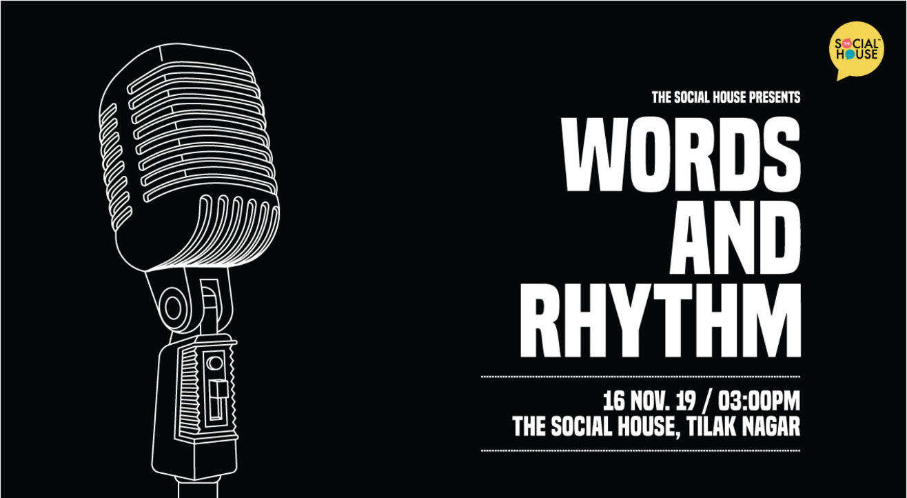 Words and Rhythm - Singing & Rapping Open Mic