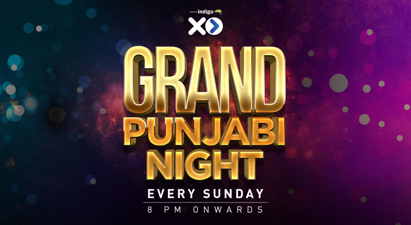 Sunday Grand Punjabi Night ft. Dj Hassan