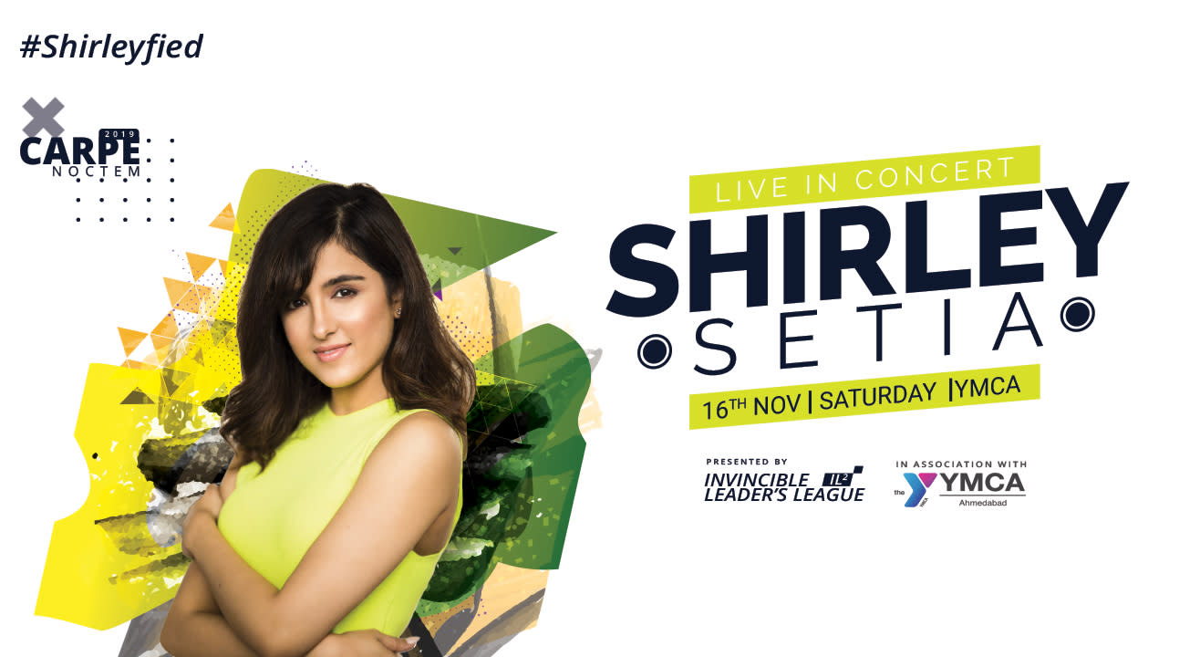 Shirley Setia - Live In Concert