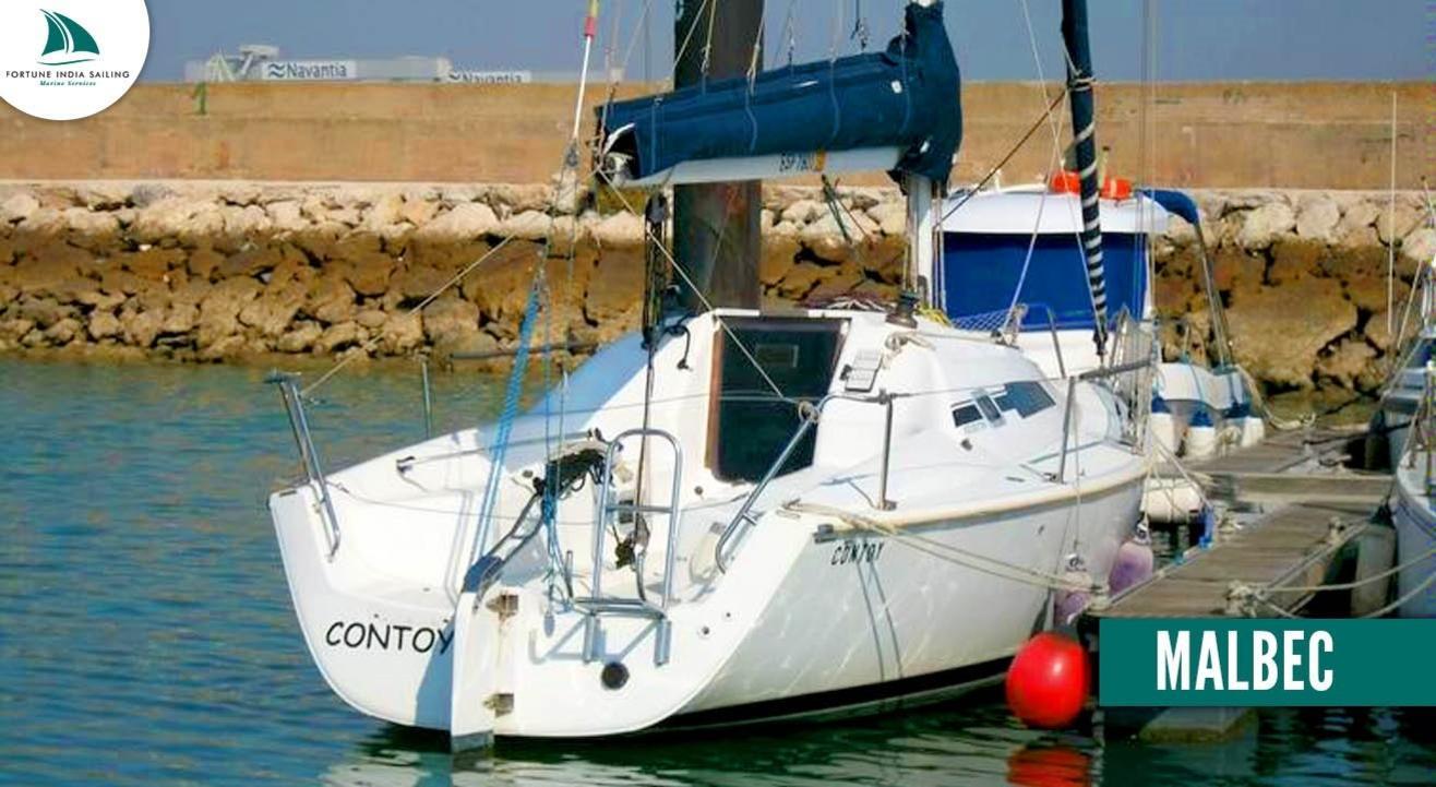 Yacht Sailing on MALBEC (Morning)