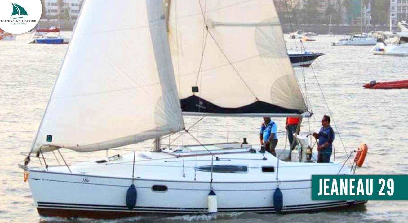 Yacht Sailing on JEANEAU 29 (Only for Couples)