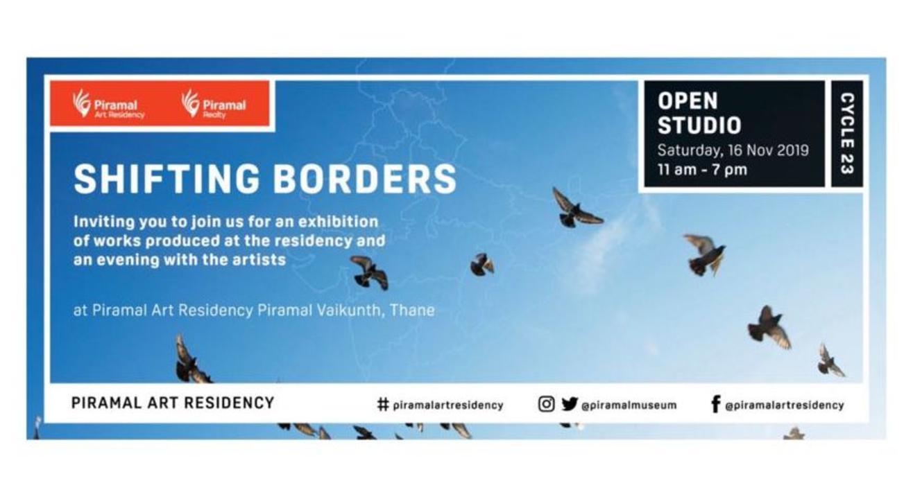 Shifting Borders, Cycle 23 - Open Studio Day