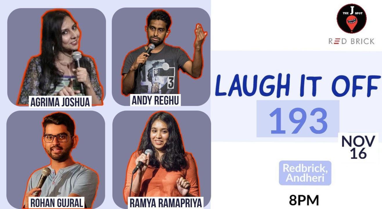 Laugh it off 193