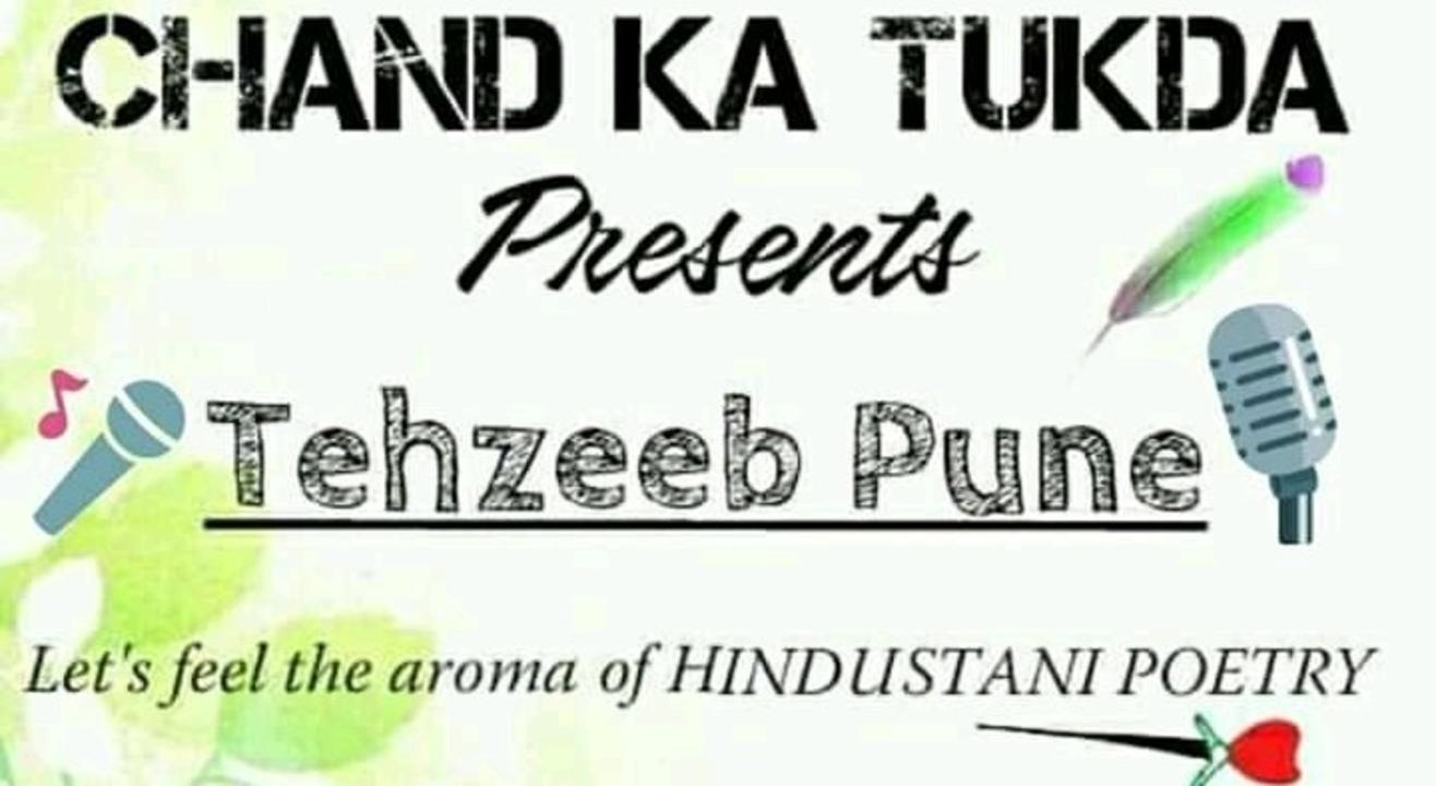 Tehzeeb - Hindustani Poetry Open Mic - Koregaon Park
