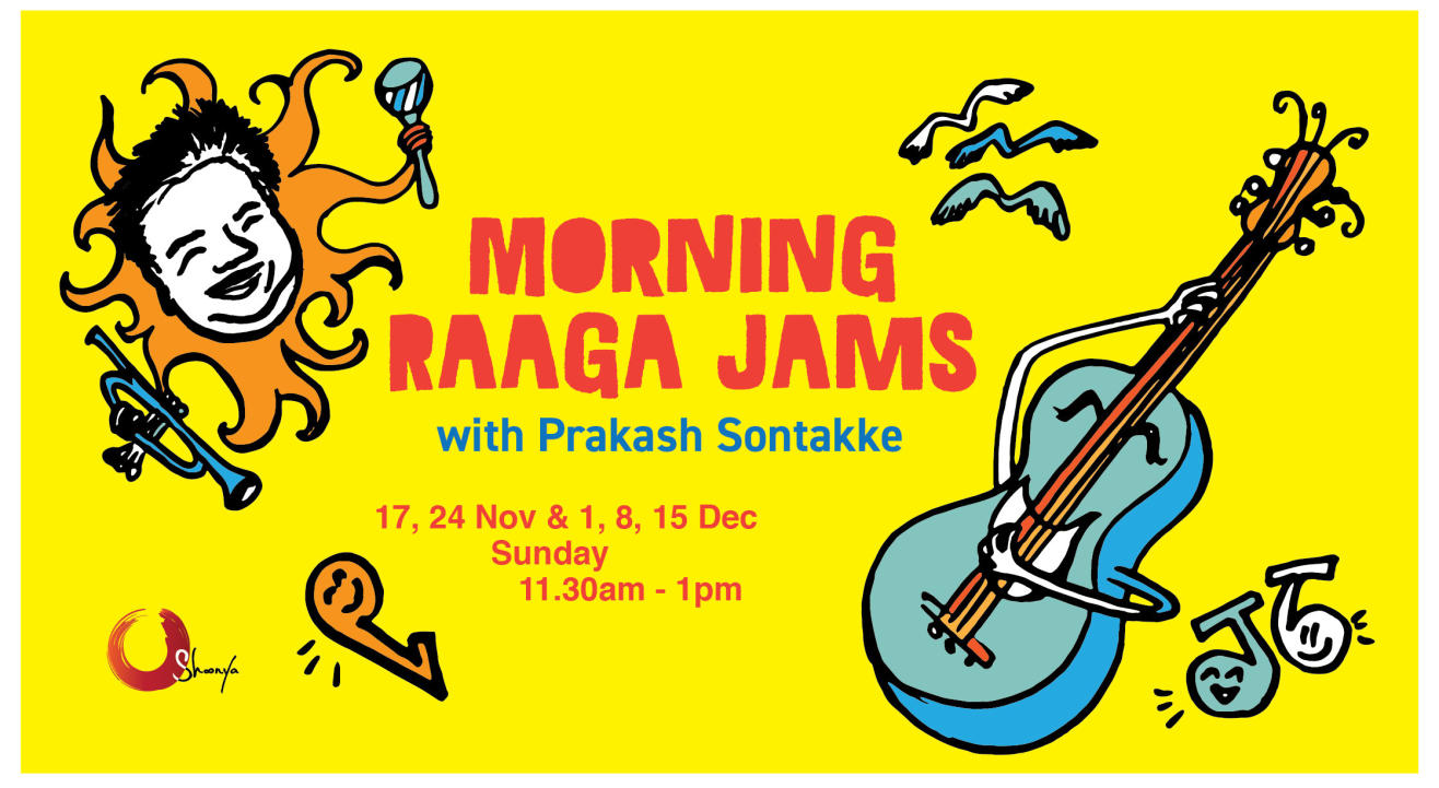 Morning Raaga Jams