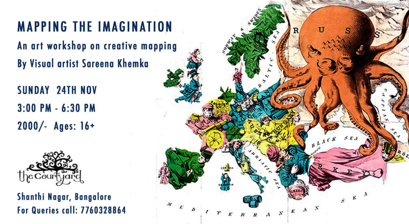 Mapping the Imagination - Workshop