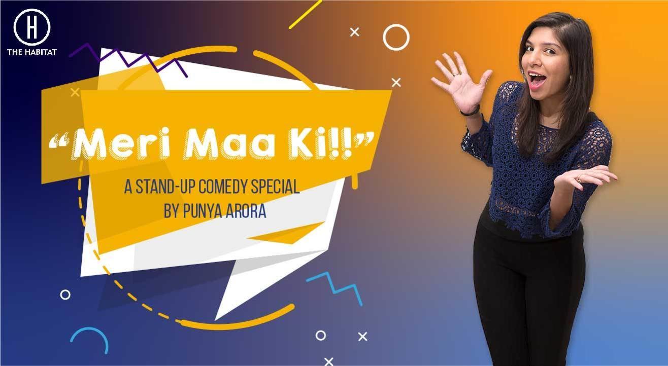 """""""Meri Maa Ki!!"""""""