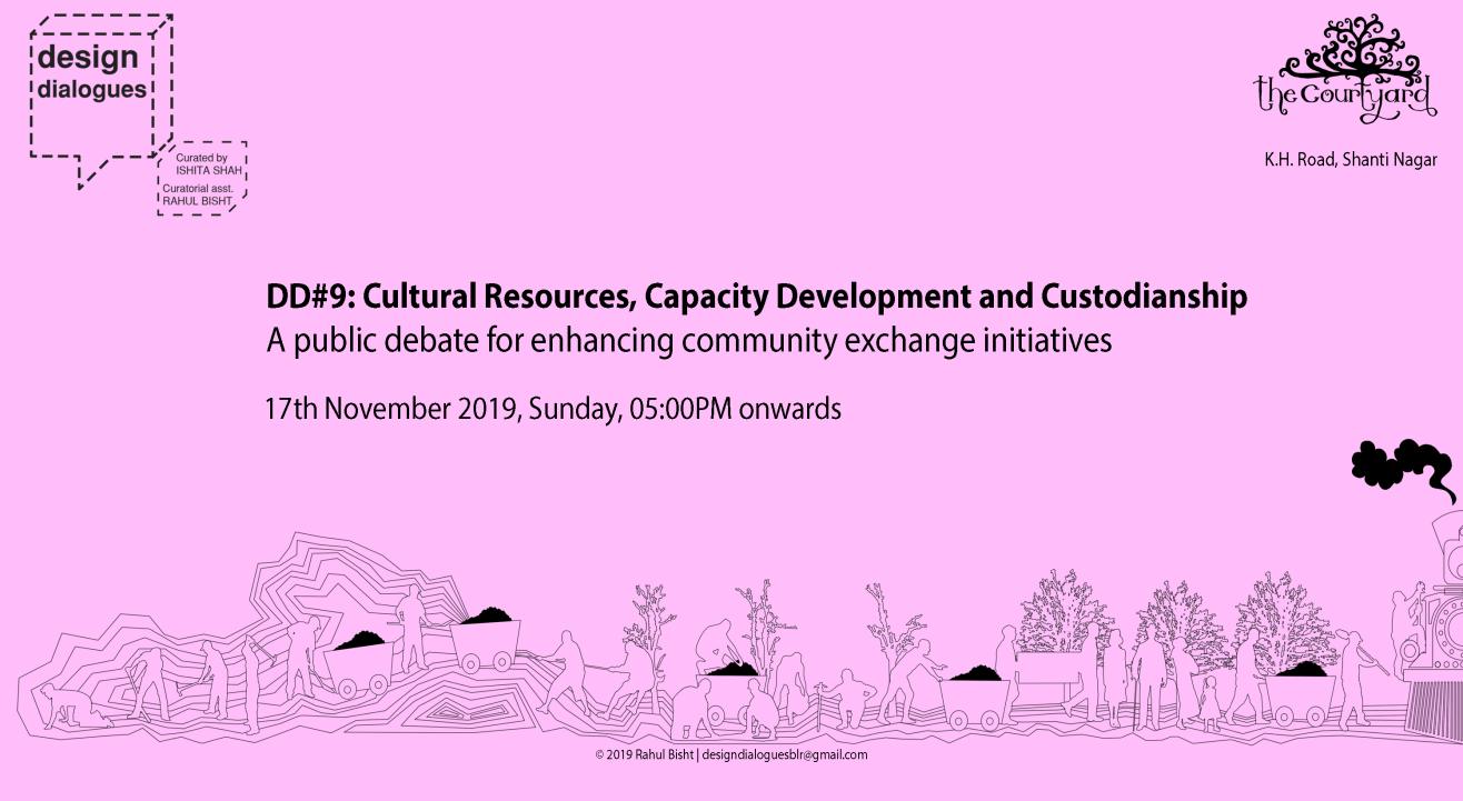 DD#9: Cultural Resources, Capacity Development and Custodianship