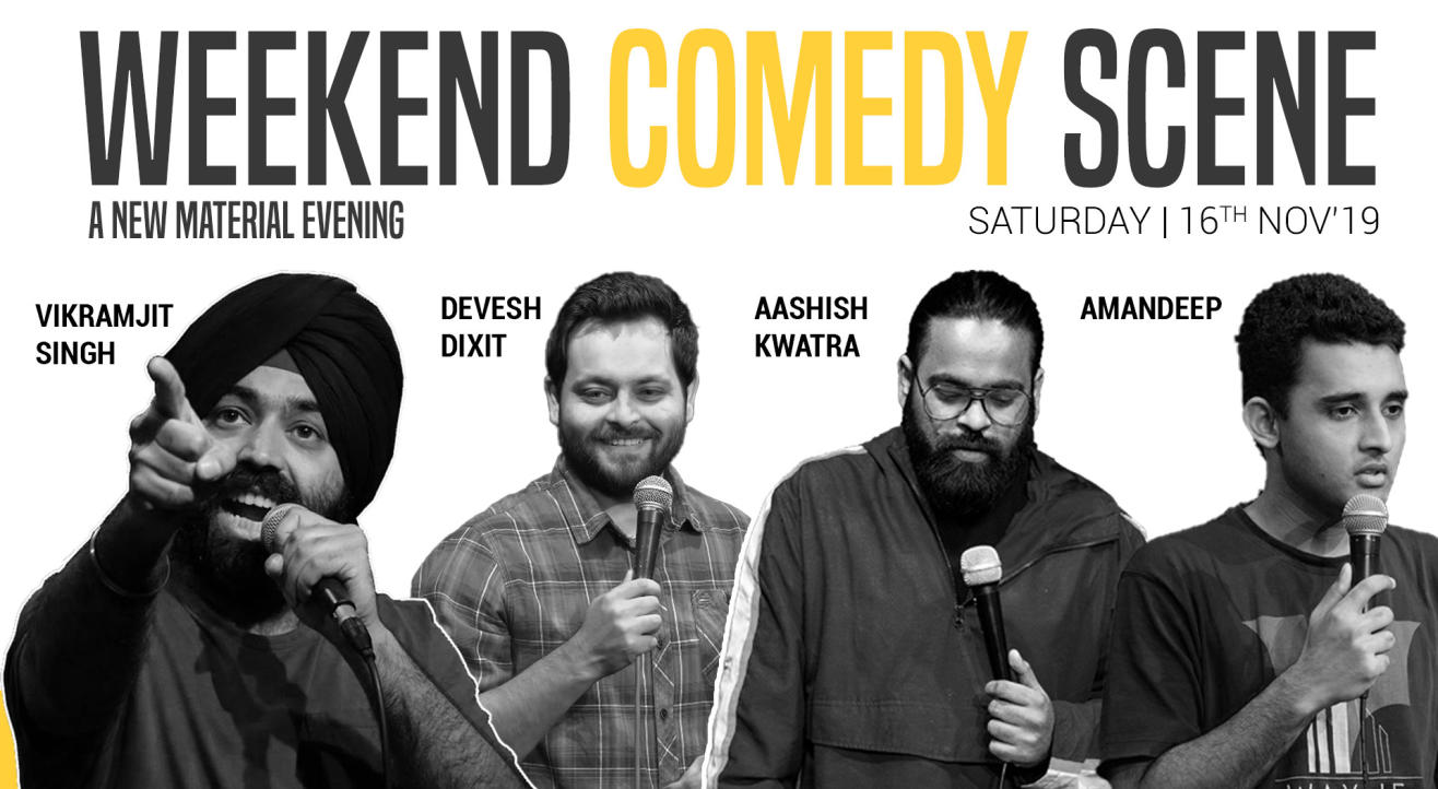 Weekend Comedy Scene ft Divesh Dixit and Vikramjit Singh
