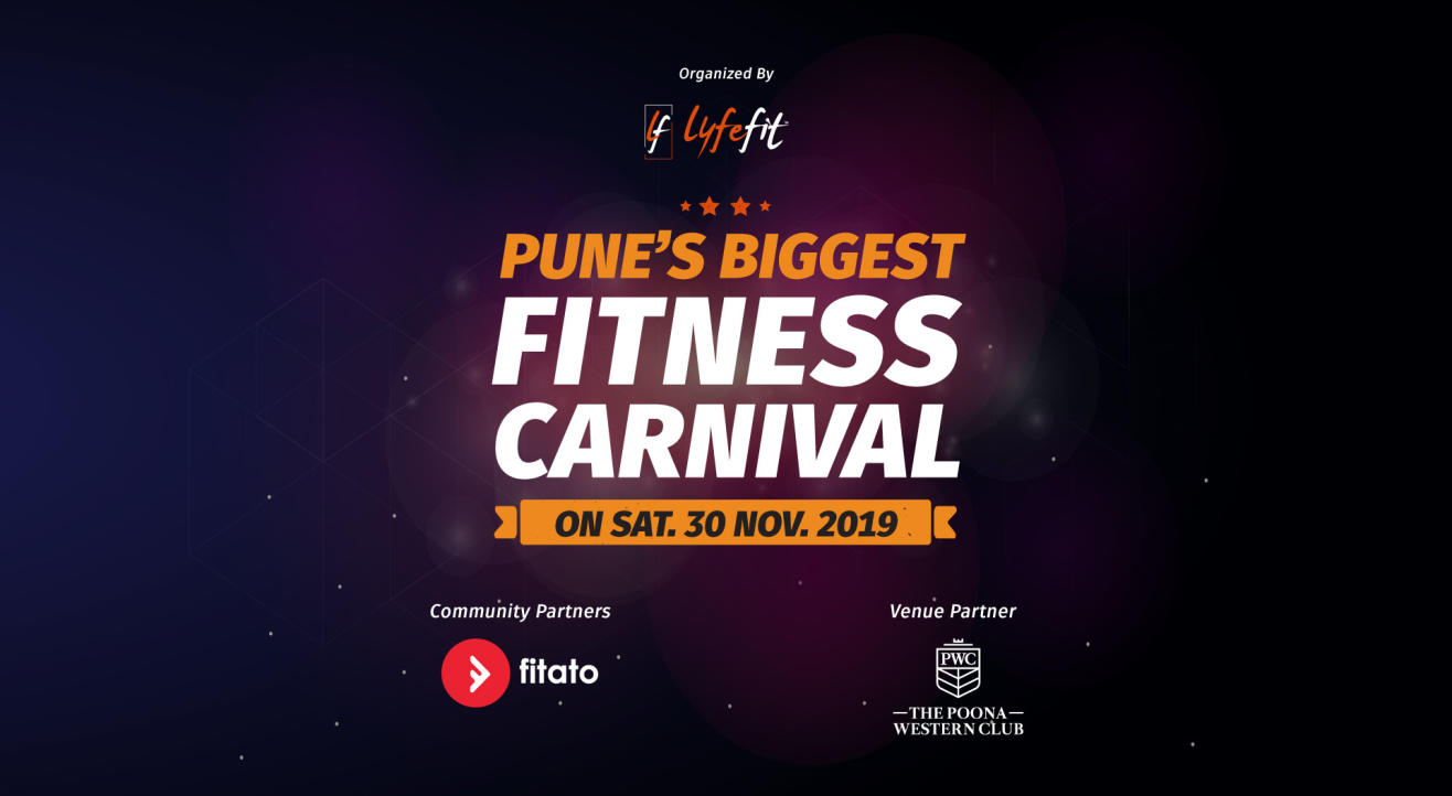 Pune's Biggest Fitness Carnival