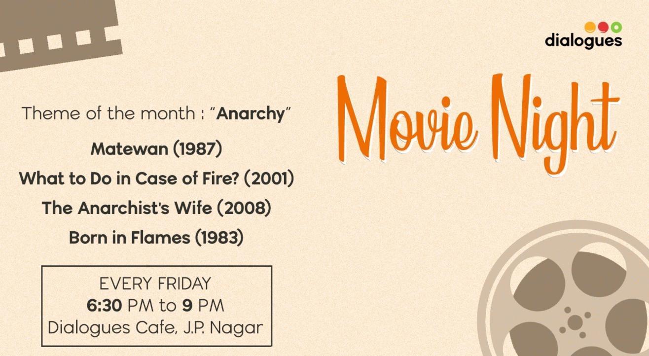 Movie Nights at Dialogues