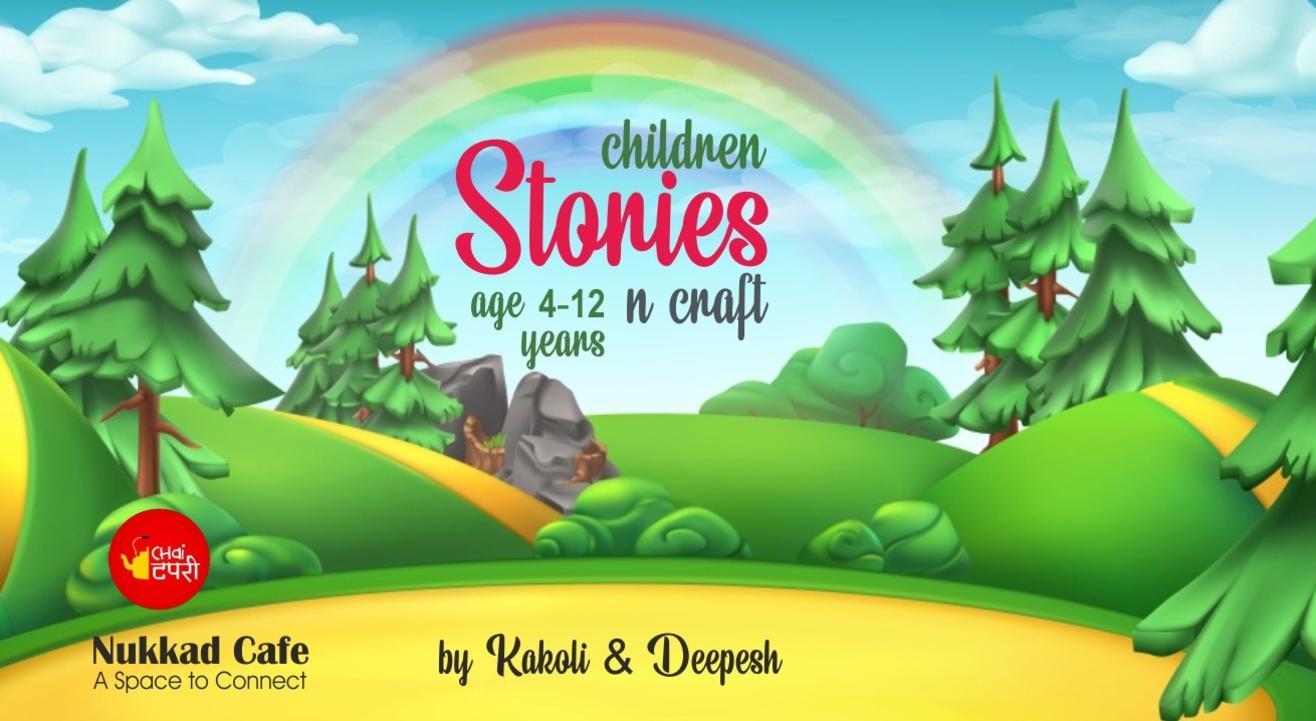 Children Stories n Craft
