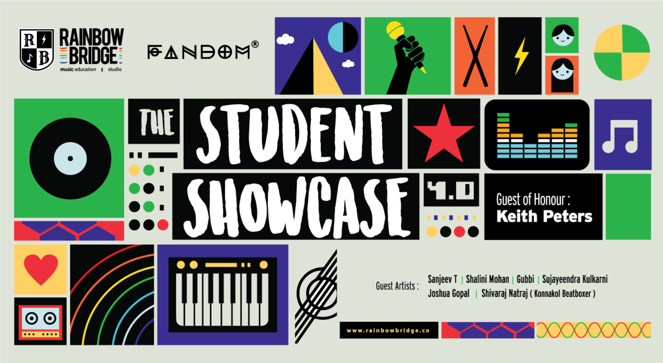 The Rainbow Bridge Student Showcase 4.0