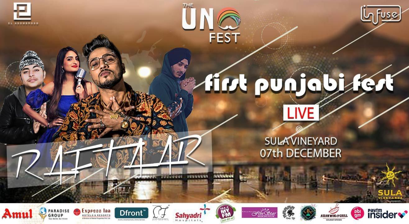 The UNO Fest - First Punjabi Festival