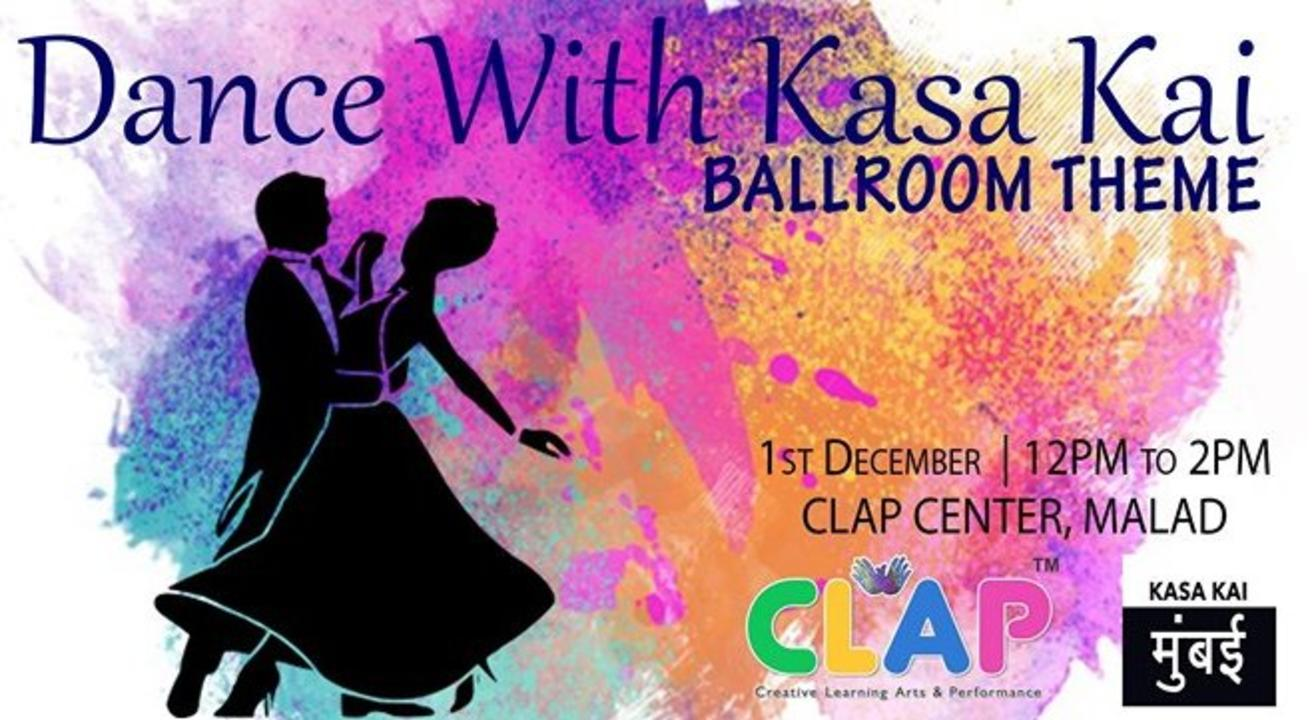 DANCE WITH KASA KAI – BALLROOM THEME