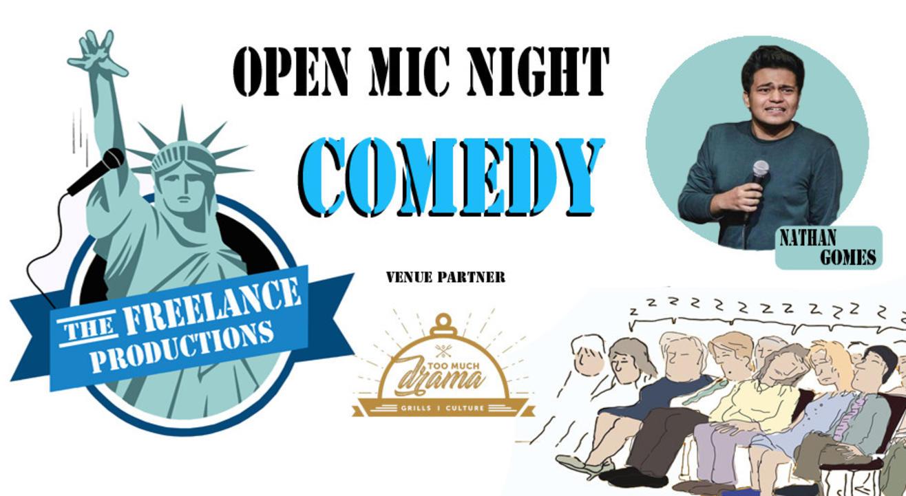 COMEDY NIGHT : open mic