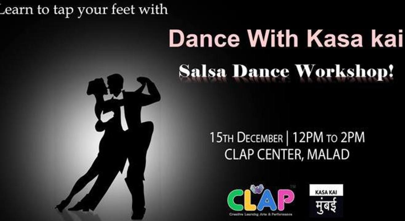 Dance with Kasa Kai - Salsa Workshop