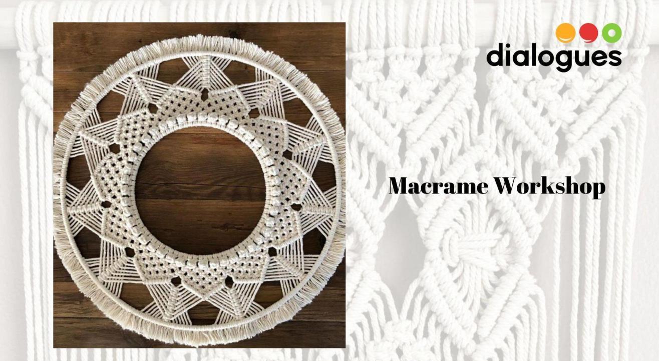 Modern Macrame workshop