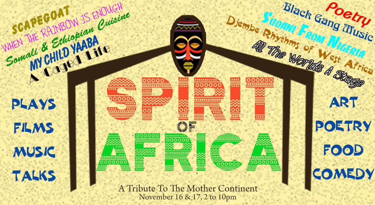 THE SPIRIT OF AFRICA FESTIVAL
