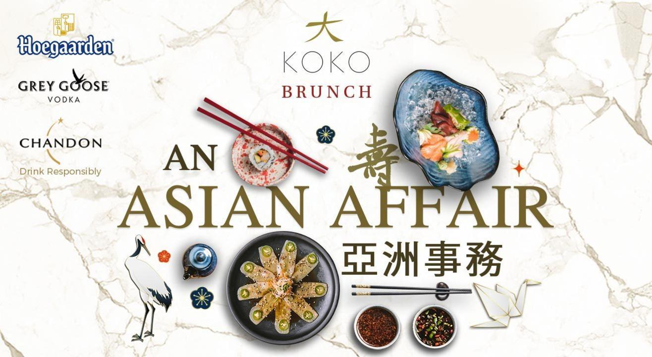 KOKO - An Asian Affair Brunch