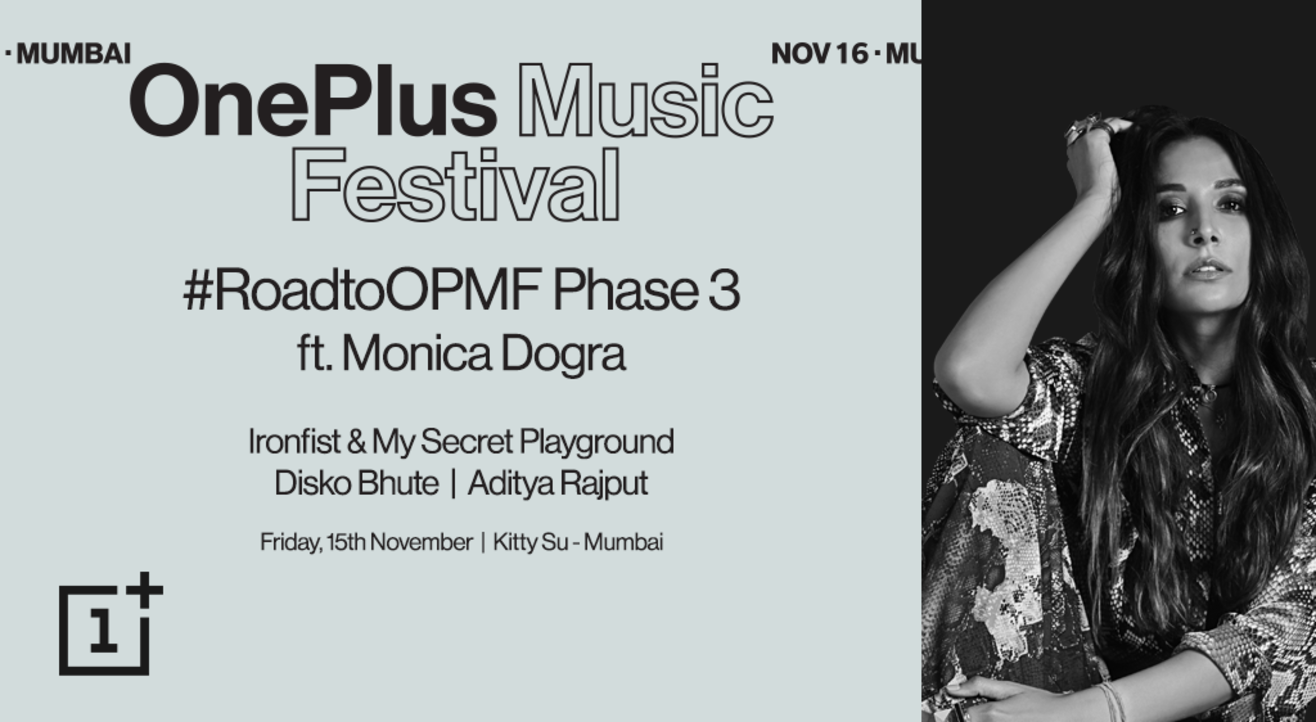 Road To OPMF Phase 3 ft. Monica Dogra