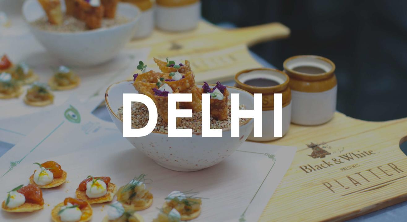 Black & White presents Platter 2.0: Delhi Edition