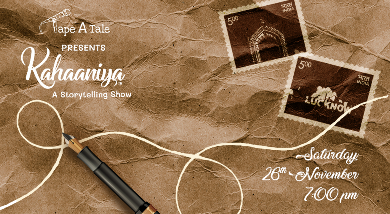 Kahaaniya - A Storytelling Show By Tape A Tale
