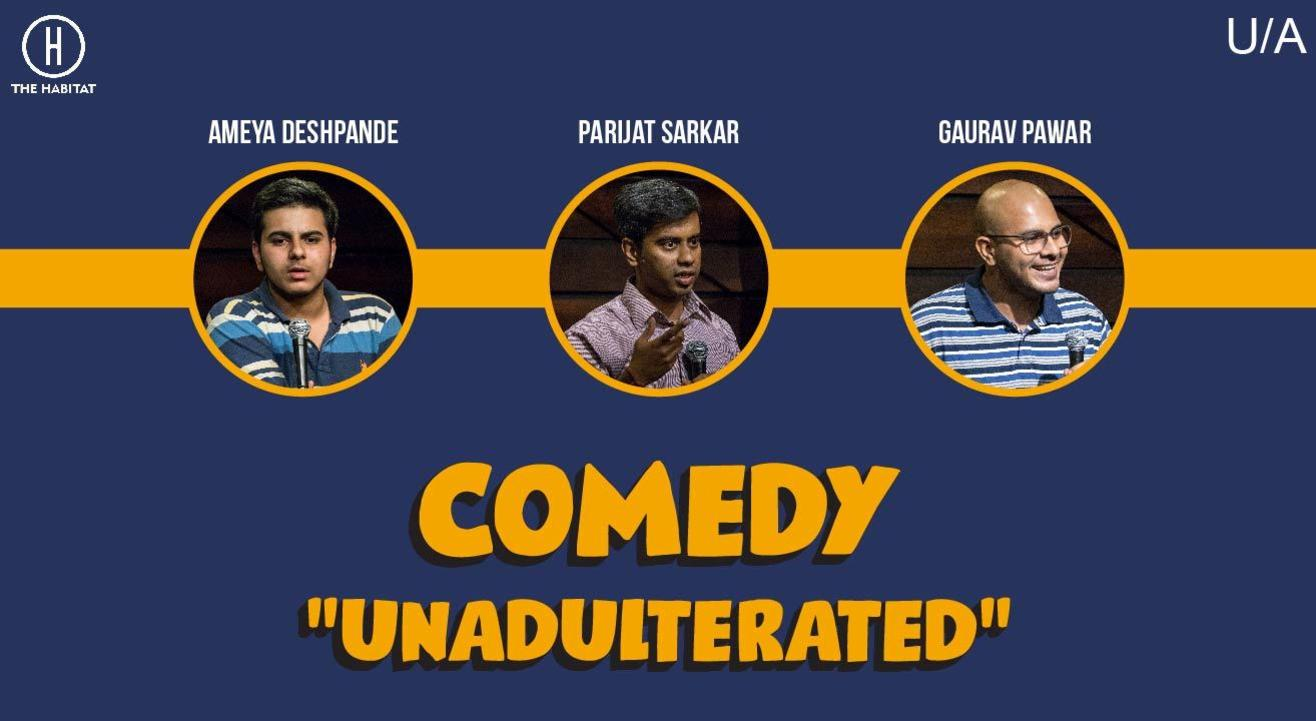 Comedy Unadulterated