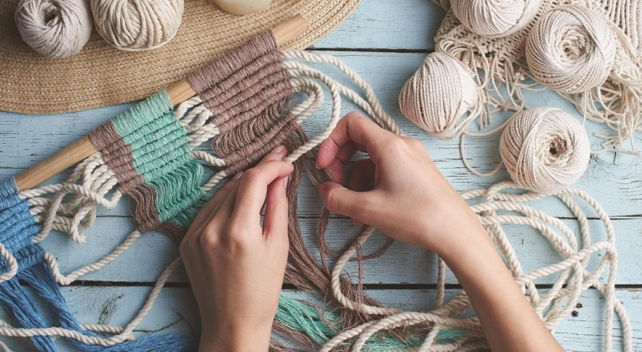 A Knotty Affair: Macrame Workshop | The Oasis Festival