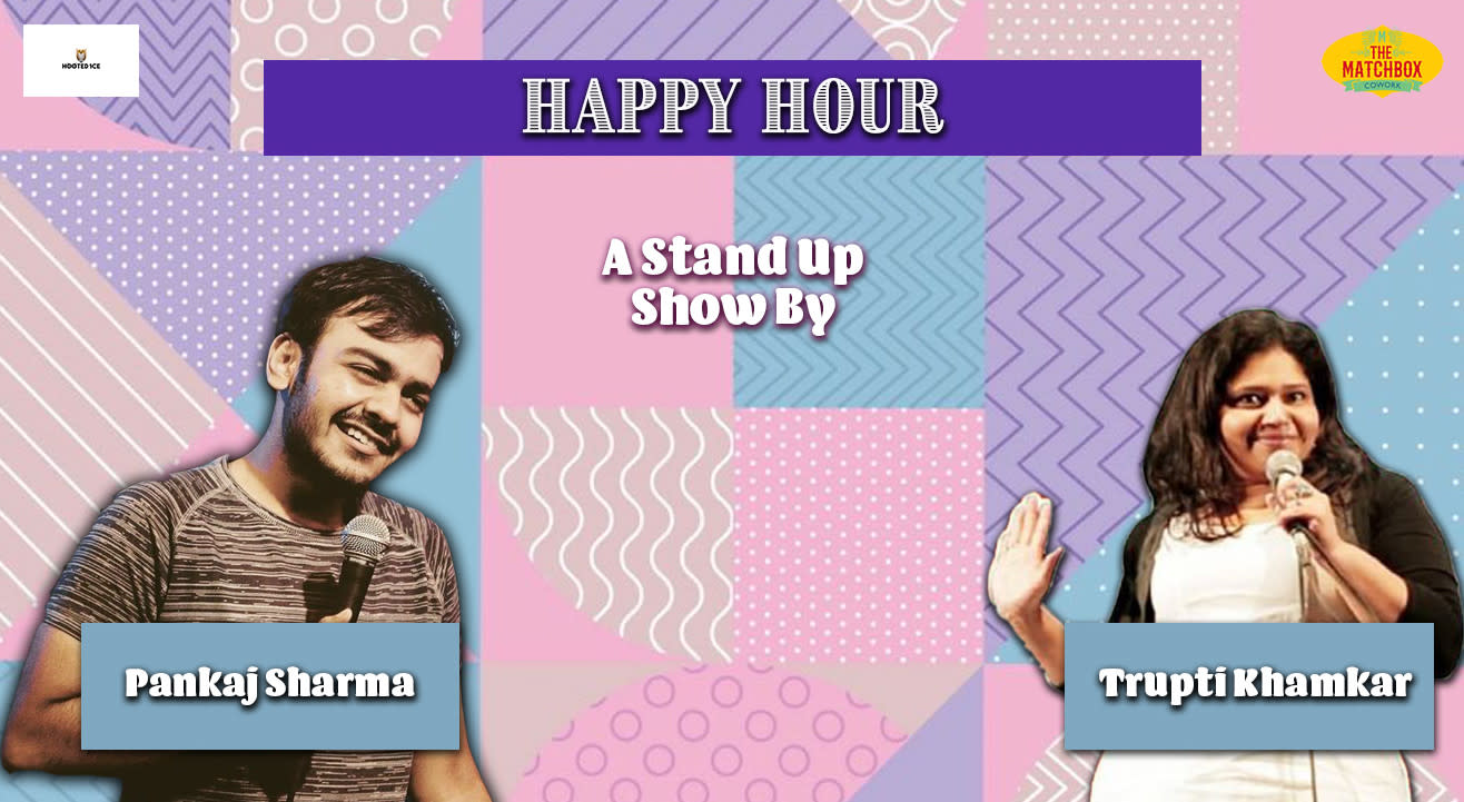 Happy Hour - A stand Up Show