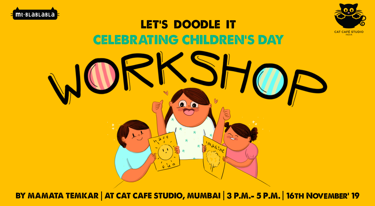 Let's Doodle It Workshop (Children's Day)