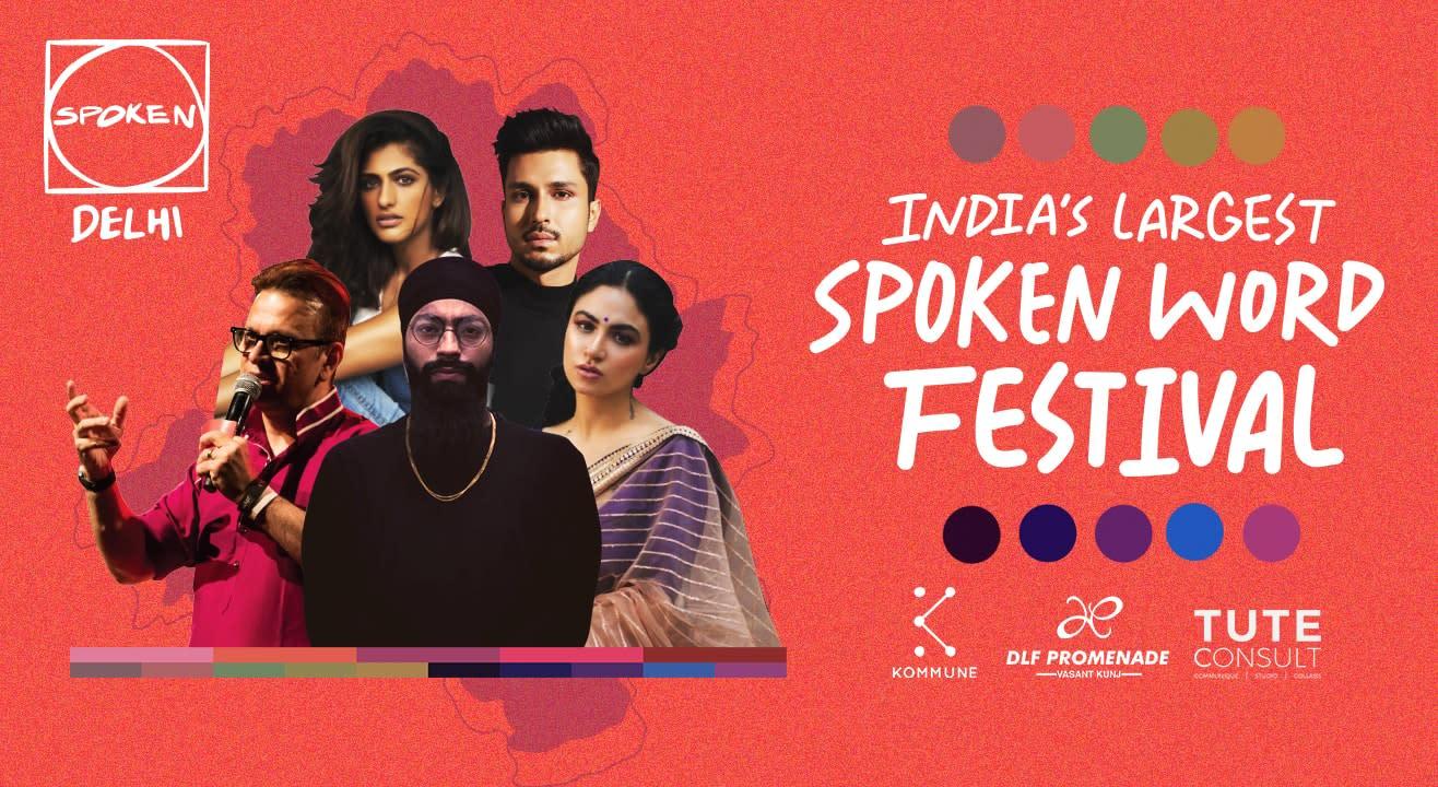 Spoken Fest, Delhi