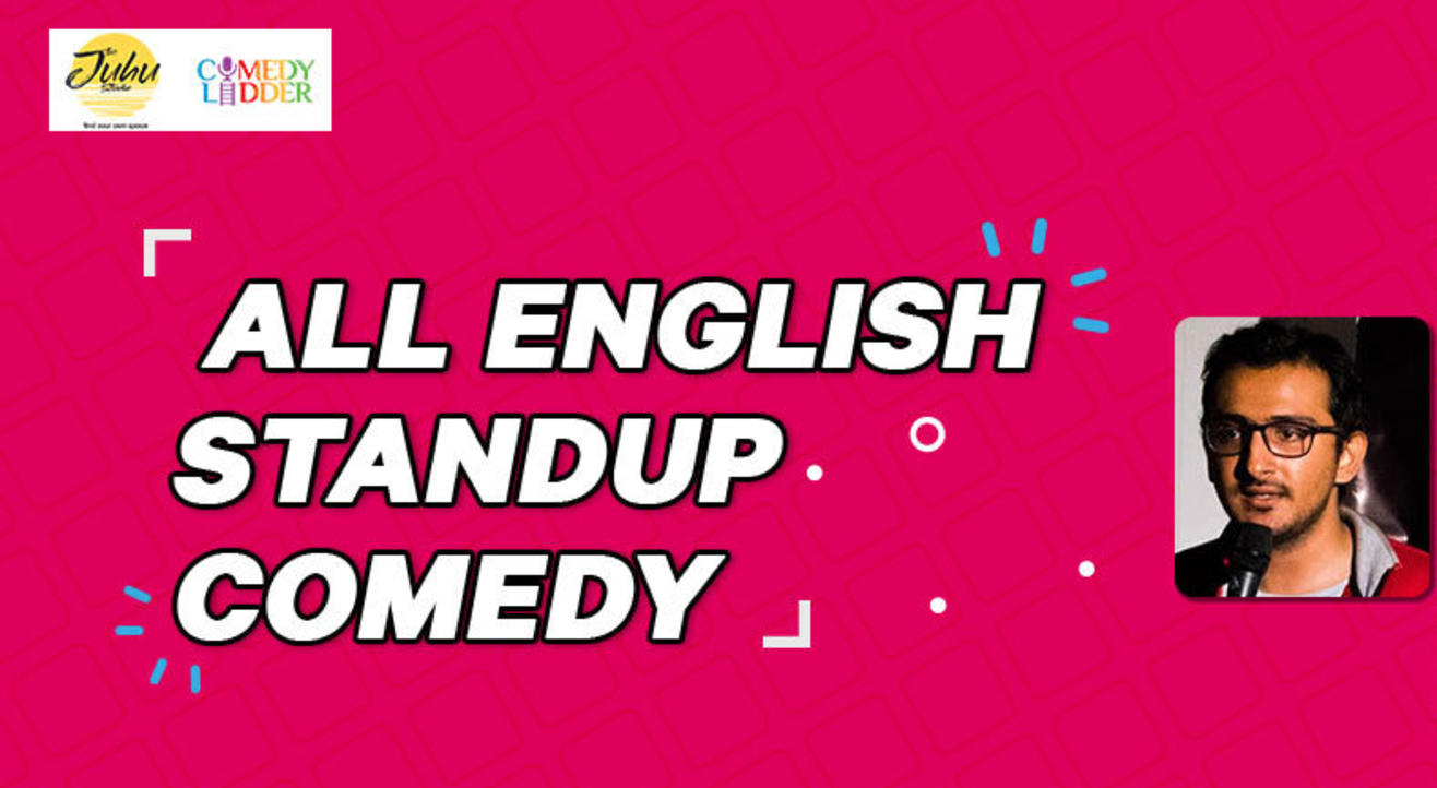 All English Standup Comedy Show